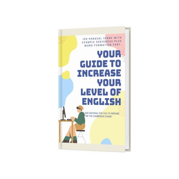 Imagem principal do produto Guía para incrementar tu nivel de inglés