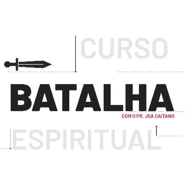 Imagem principal do produto Batalha Espiritual