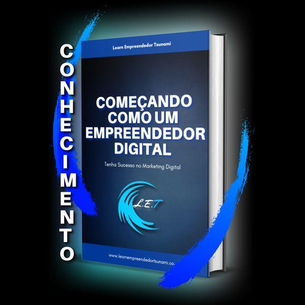 Imagem principal do produto Começando Como Um Empreendedor Digital