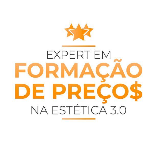 Imagem principal do produto Expert na Formação de Preços de Serviços e Produtos na Estética 3.0