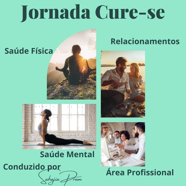 Imagem principal do produto Jornada Cure-se