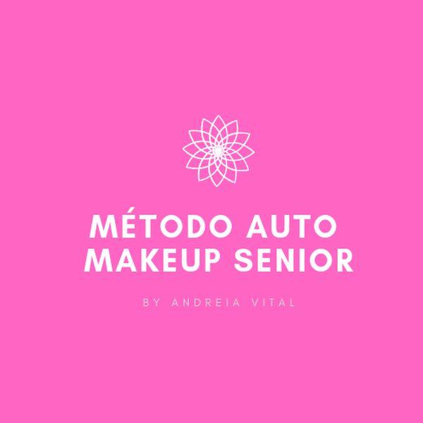 Imagem principal do produto Curso de Auto Makeup for Seniors