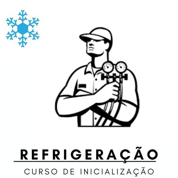 Imagem principal do produto Curso básico de refrigeração