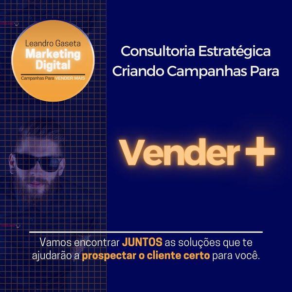 Imagem principal do produto Consultoria CCPVM - Criando Campanhas Para VENDER MAIS