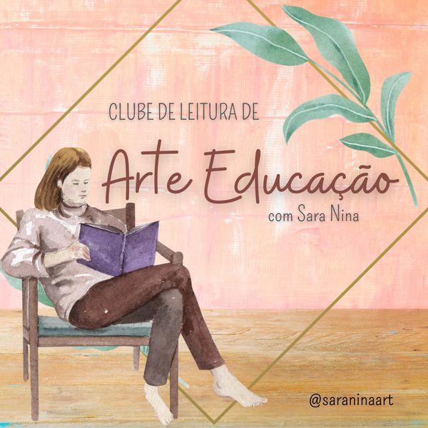 Imagem principal do produto Clube de leitura em Arte Educação com Sara Nina