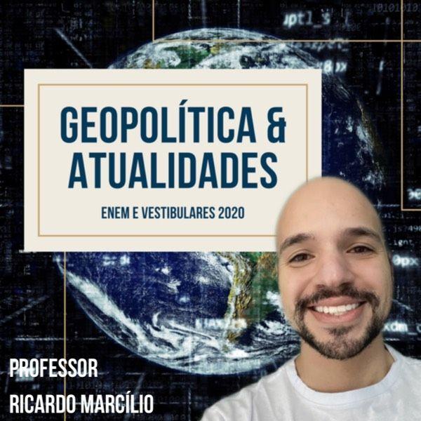 Imagem principal do produto Geopolítica e Atualidades para ENEM e vestibulares 2020.