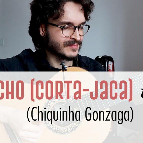 Imagem principal do produto Gaúcho (O corta-jaca) - Partitura e TAB para violão de sete cordas