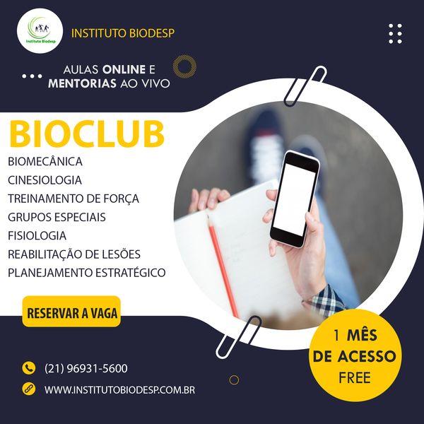 Imagem principal do produto Bioclub - A sua escola de excelência em movimento e performance