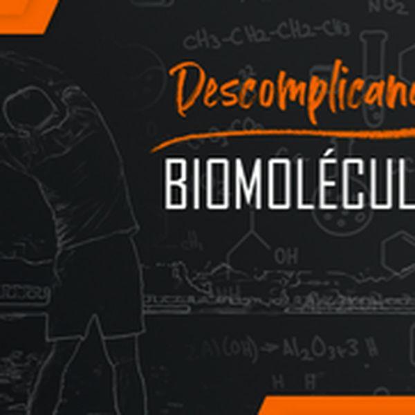 Imagem principal do produto Descomplicando as Biomoléculas