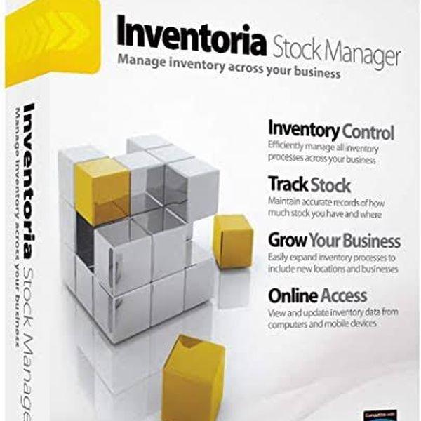 Imagem principal do produto Inventoria Inventory Software