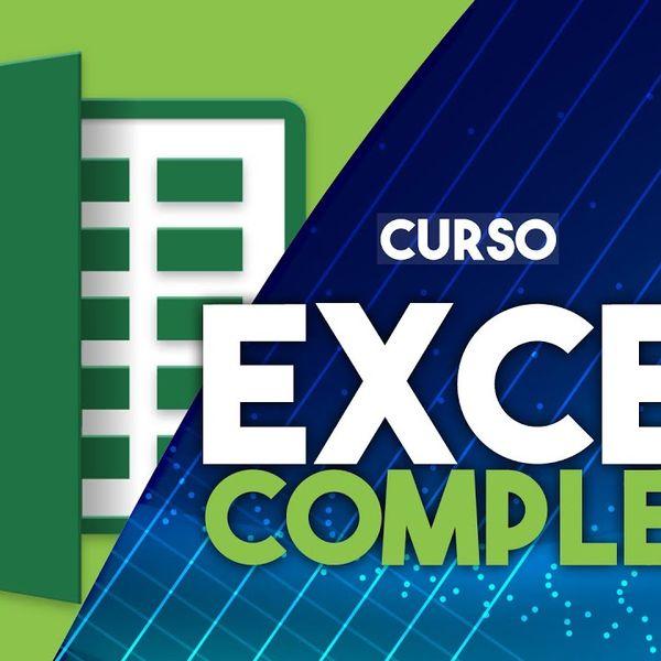 Imagem principal do produto Curso de Excel do Básico ao Avançado - Versão Especialista