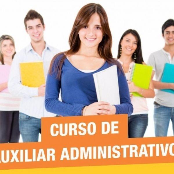 Imagem principal do produto Auxiliar Administrativo