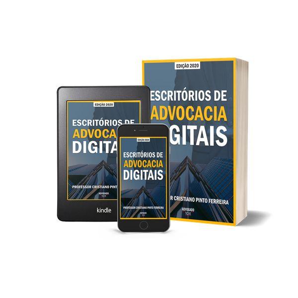 Imagem principal do produto E-book Escritórios de Advocacia Digitais