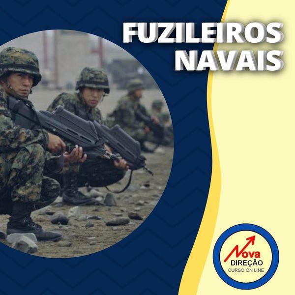 Imagem principal do produto FUZILEIROS NAVAIS
