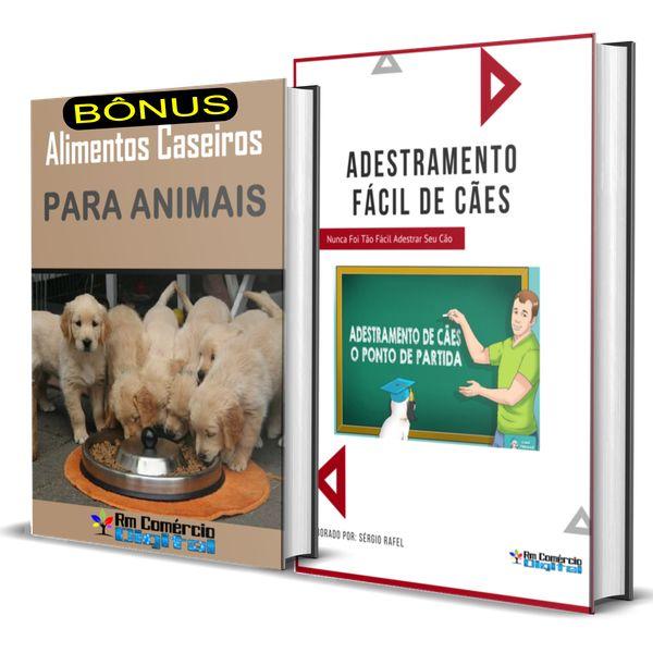 Imagem principal do produto Adestre seu Cão facilmente + 1 Bônus