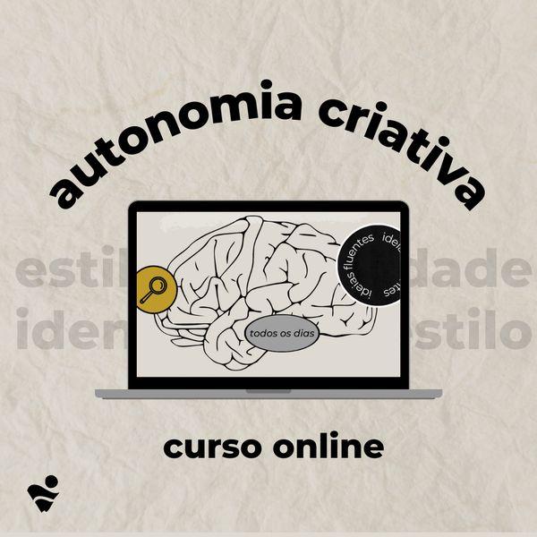 Imagem principal do produto Autonomia Criativa