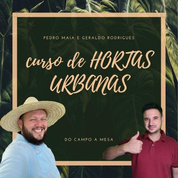 Imagem principal do produto Hortas Urbanas com manejo orgânico