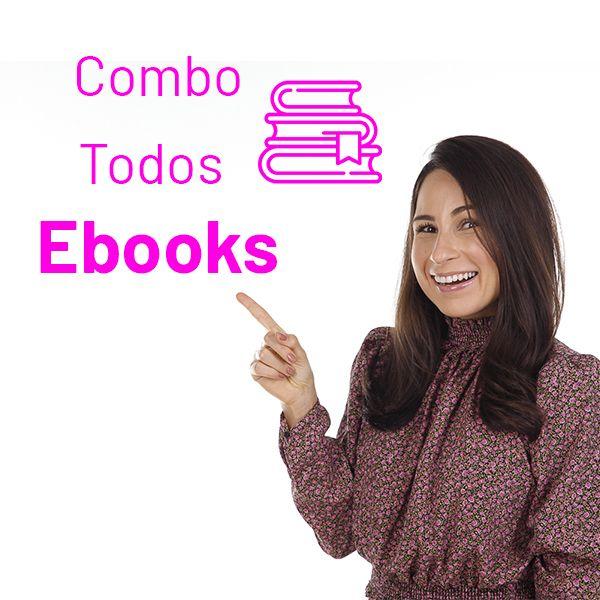 Imagem principal do produto Combo ebooks da FADA.