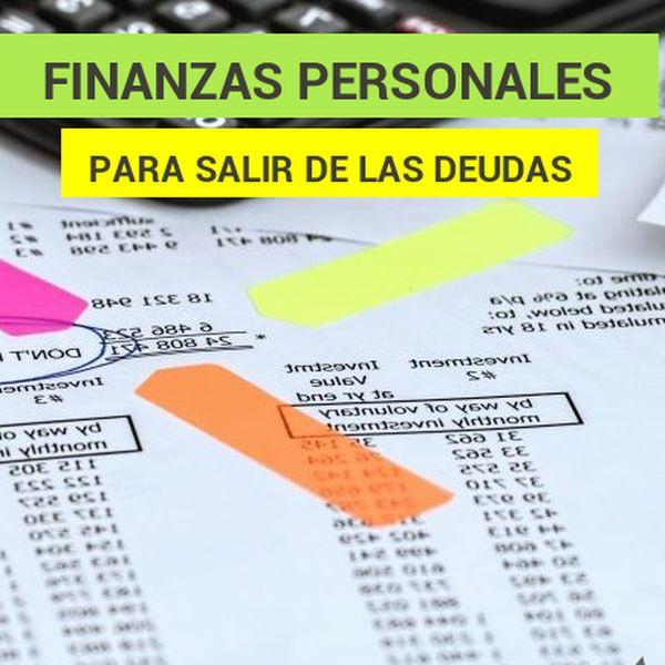 Imagem principal do produto Finanzas personales para la crisis