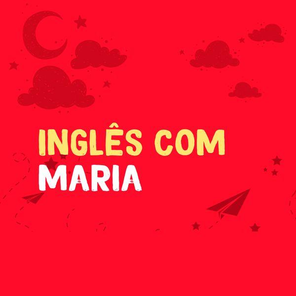 Imagem principal do produto INGLÊS COM MARIA