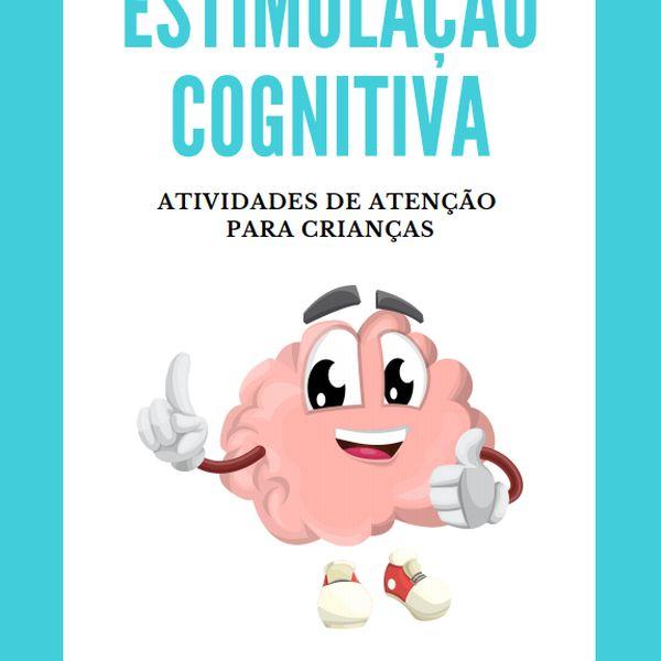 Imagem principal do produto ESTIMULAÇÃO COGNITIVA - ATENÇÃO