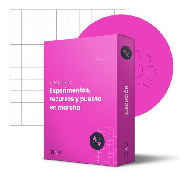 Imagem principal do produto Ejecución: Experimentos, recursos y puesta en marcha