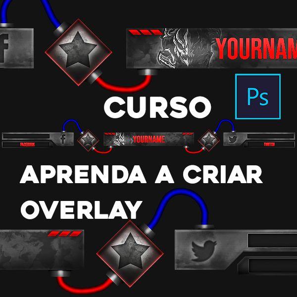 Imagem principal do produto Curso no photoshop de overlay 02
