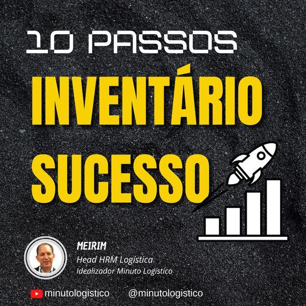 Imagem principal do produto 10 passos para realizar um inventário de sucesso