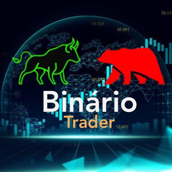 Imagem principal do produto Curso Binário Trader Brasil
