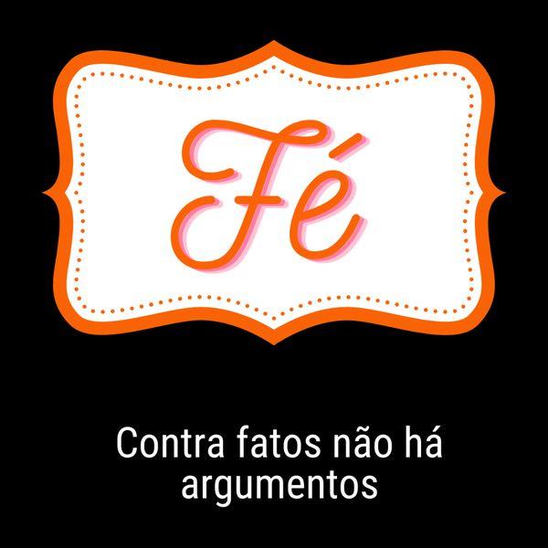 Imagem principal do produto Fé e Fatos  - Reative sua fé