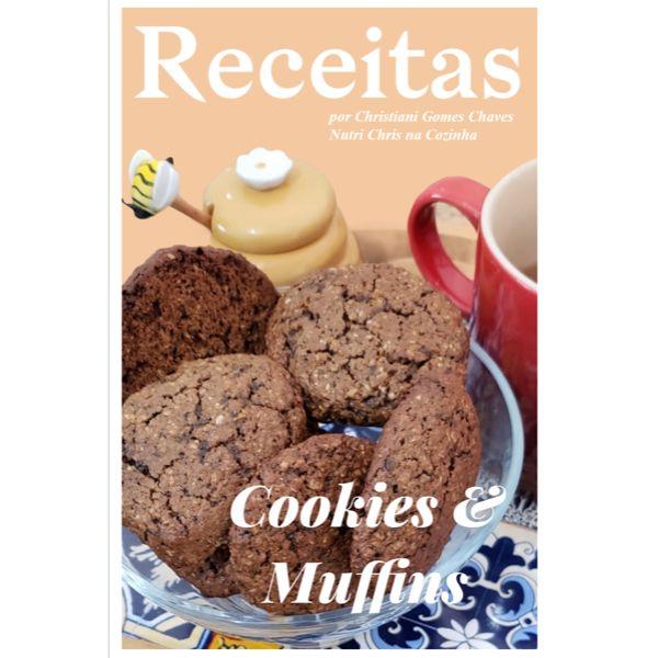 Imagem principal do produto Receitas de Cookies & Muffins