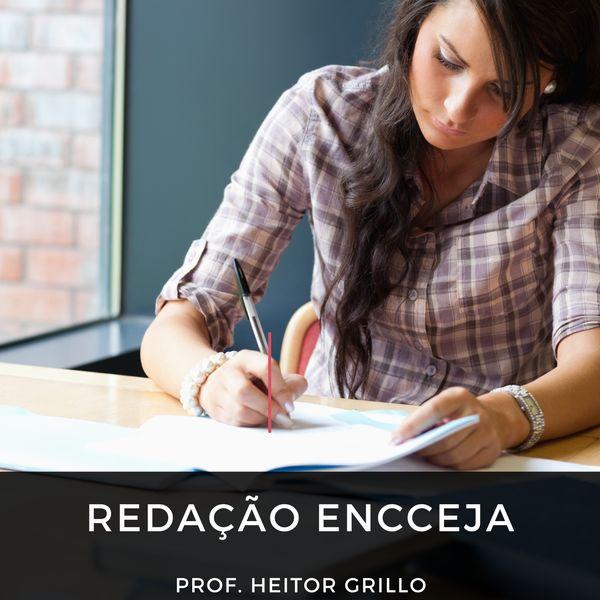 Imagem principal do produto 3 Propostas de Redação - ENCCEJA - com correção