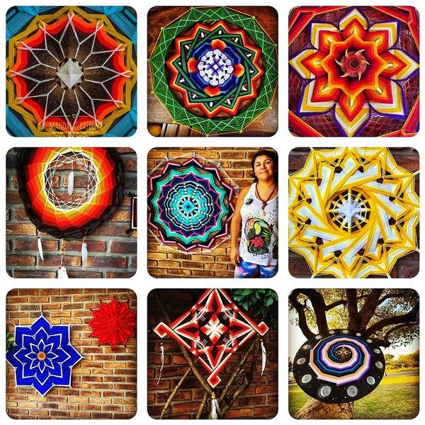Imagem principal do produto El arte de crear Mandalas