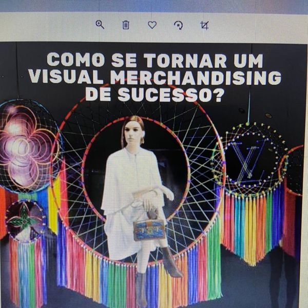 Imagem principal do produto Como de Tornar um Visual Merchandising de Sucesso