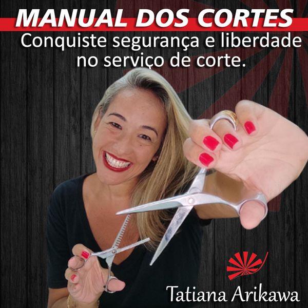 Imagem principal do produto Manual dos Cortes