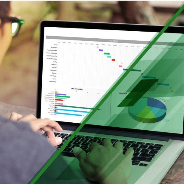 Imagem principal do produto Excel Financiero