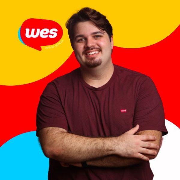Imagem principal do produto Curso de Inglês - Wes Online School