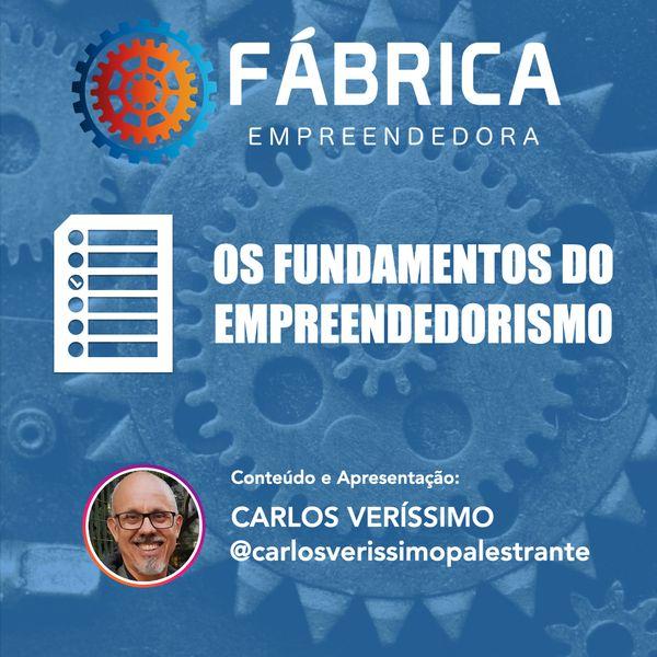 Imagem principal do produto Fábrica Empreendedora - Os Fundamentos do Empreendedorismo