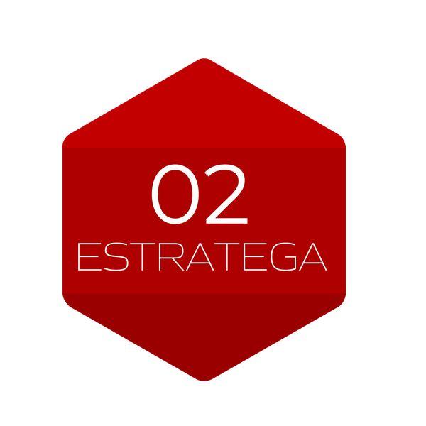 Imagem principal do produto Héroe Financiero - Estratega