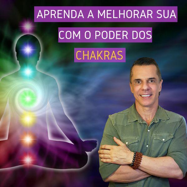 Imagem principal do produto Aprenda a melhorar sua vida com o poder dos Chakras