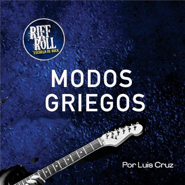 Imagem principal do produto Modos Griegos