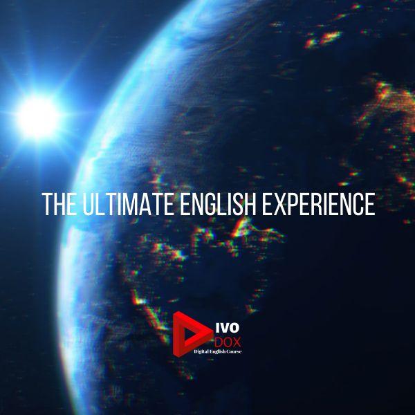 Imagem principal do produto IvoDox- The Ultimate English Experience - Brazil