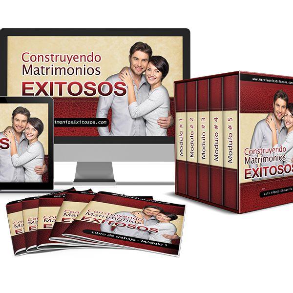Imagem principal do produto Construyendo Matrimonios Exitosos