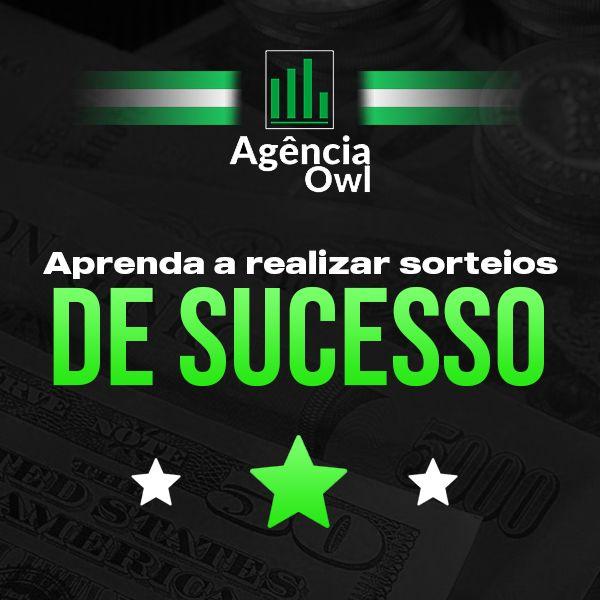 Imagem principal do produto APRENDA A REALIZAR SORTEIOS DE SUCESSO E FATURAR MUITO + COMO CRESCER NO INSTAGRAM