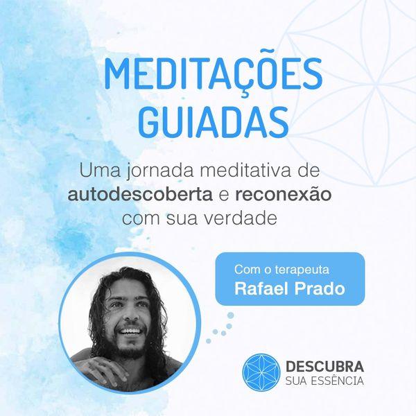 Imagem principal do produto Jornada Descubra Sua Essência - com Rafael Prado
