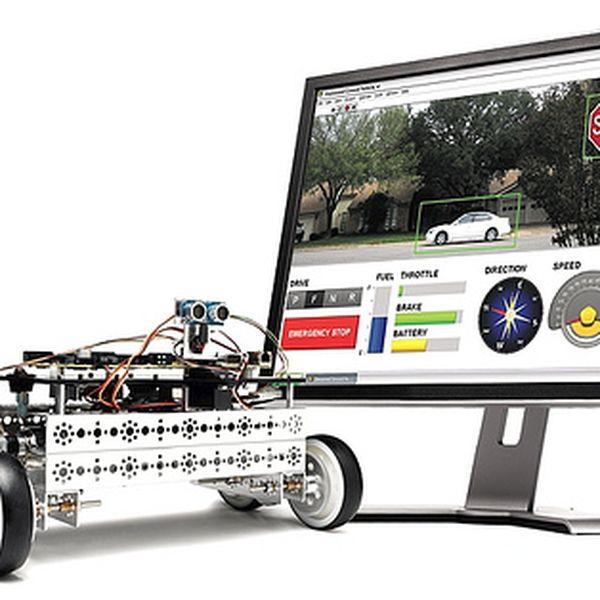 Imagem principal do produto Desarrollo Aplicaciones con LABVIEW