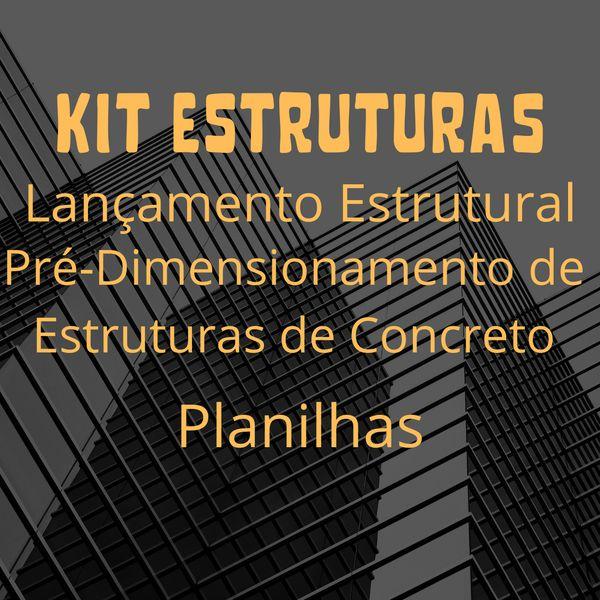 Imagem principal do produto KIT CONCEPÇÃO DE ESTRUTURAS