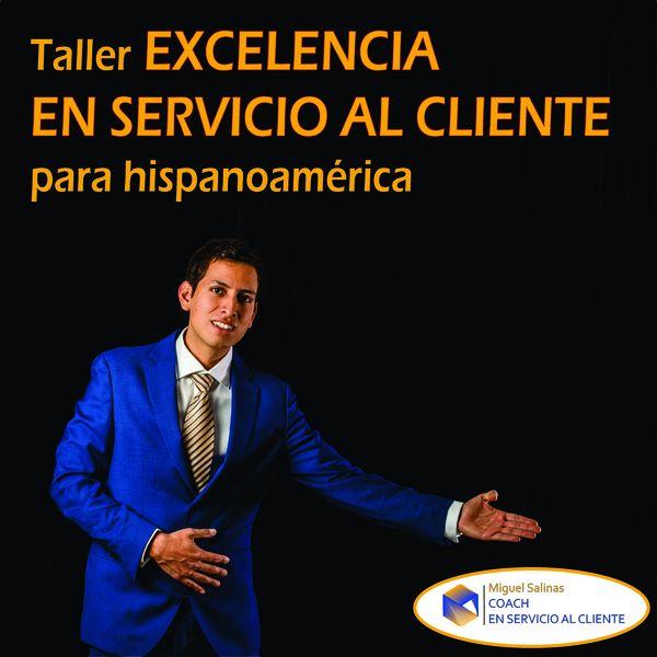 Imagem principal do produto Excelencia en SERVICIO AL CLIENTE para Hispanoamérica