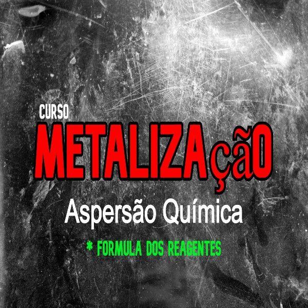 Imagem principal do produto Curso de Metalização