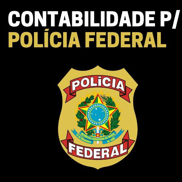 Imagem principal do produto Contabilidade p/ Polícia Federal - Prof. Gabriel Rabelo